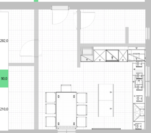 k chenplanung u form oder kochinsel k chenausstattung forum. Black Bedroom Furniture Sets. Home Design Ideas