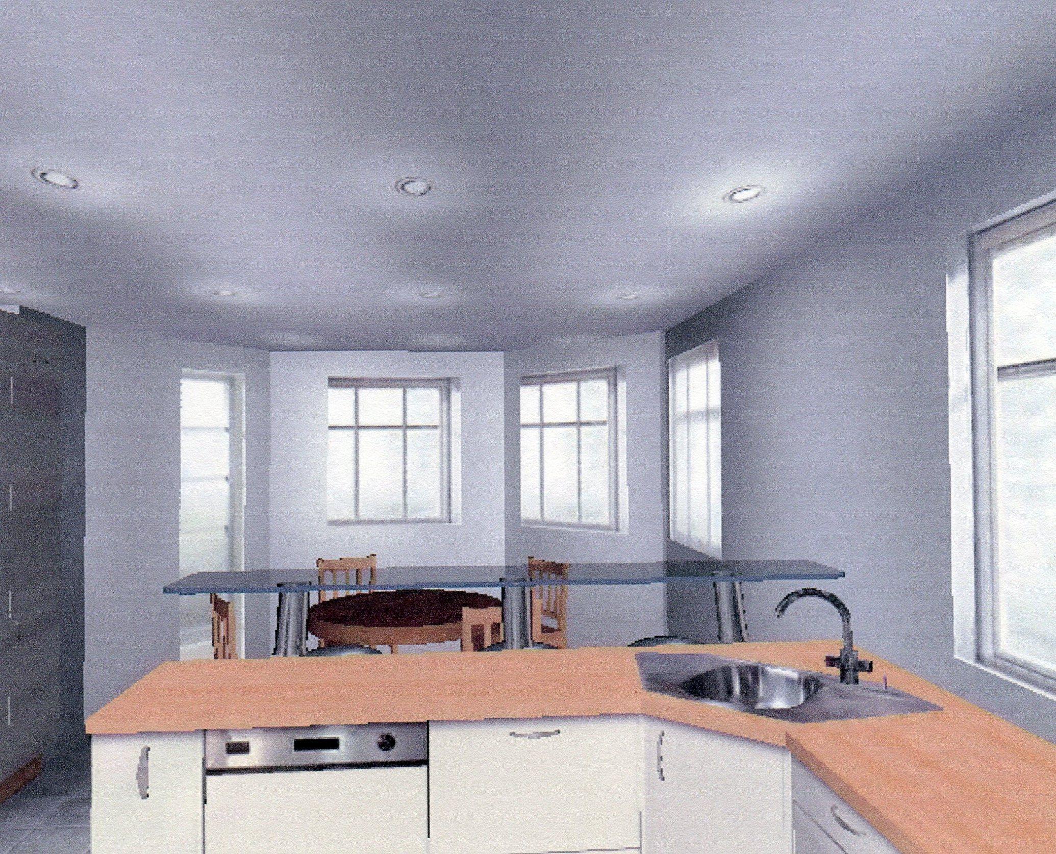 neubau - küchenplanung | küchenausstattung forum | chefkoch.de