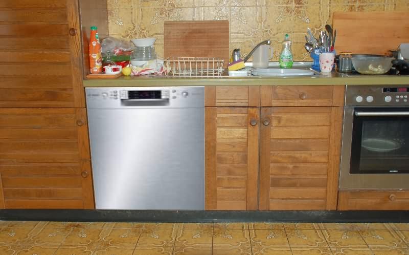 Einbauküche, neue kaufen oder renovieren?   Küchenausstattung ...