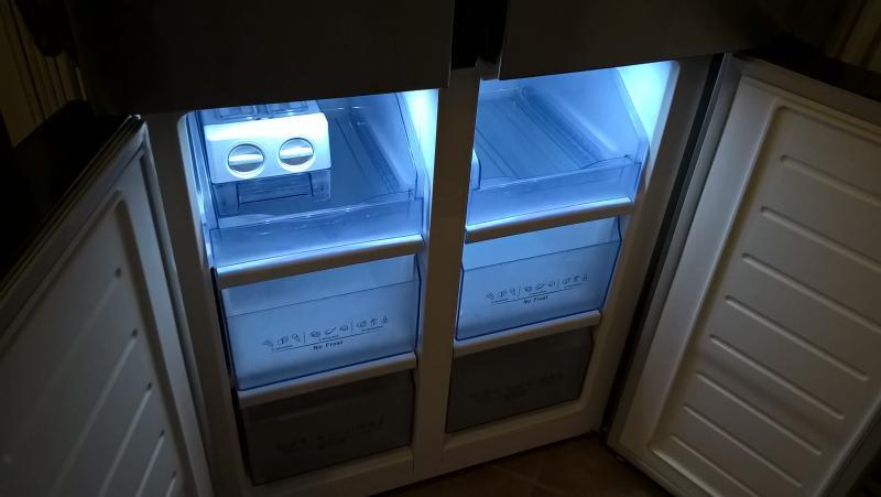 Side By Side Kühlschrank Passt Nicht Durch Tür : Schmaler side by side kühlschrank lange suche wird hoffentlich