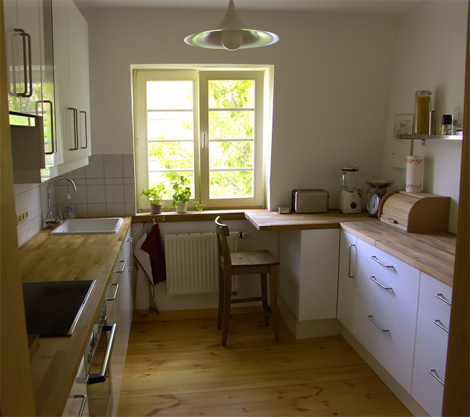 IKEA-Küche Fotoalbum | Sonstiges bei CHEFKOCH.DE