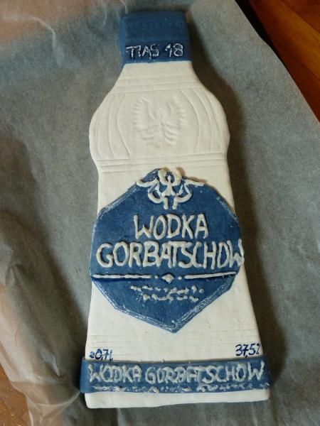 Kuchen mit wodka