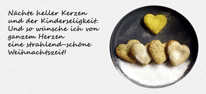 Weihnachts Karten Motiven Küche 628581807