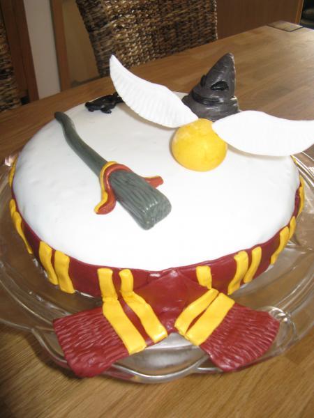 Harry Potter Torte Motivtorten Fotos Forum Chefkoch De