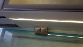 küchenrückwand aus glas mit/ohne led? | küchenausstattung forum