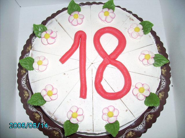 Chefkoch kuchen zum 18 geburtstag