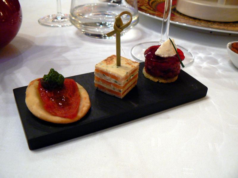 Restaurant Schlossberg in Perl-Nennig Fotoalbum  Kochen & Rezepte bei CHEFKOCH.DE