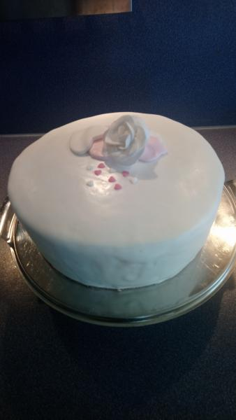 Hochzeitstorte Selber Machen Torten Kuchen Forum Chefkoch De