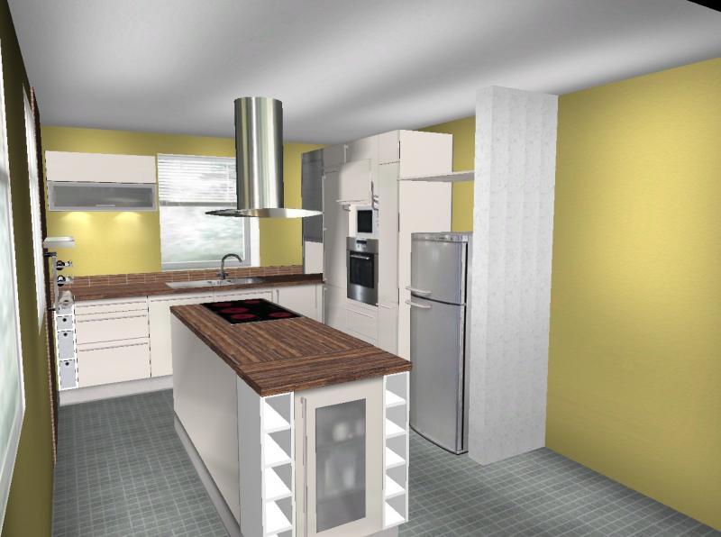 Küchenplanung mit insel  Dolphin226 - Küchenplanung - Insel 1 Fotoalbum | Technik bei ...