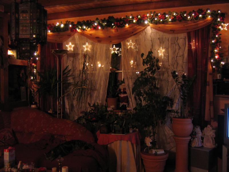 weihnachtsdeko innen und aussen2006 fotoalbum sonstiges. Black Bedroom Furniture Sets. Home Design Ideas