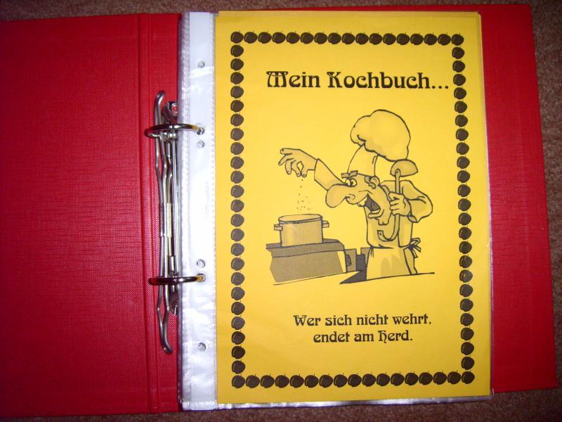 Selbstgemachtes kochbuch f r meine kinder fotoalbum for Selbstgemachtes fotoalbum