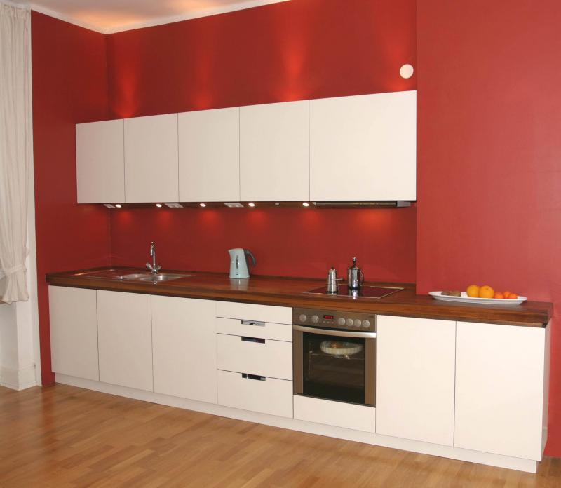 Einzeilige Küche küchen und möbel 2 fotoalbum sonstiges bei chefkoch de