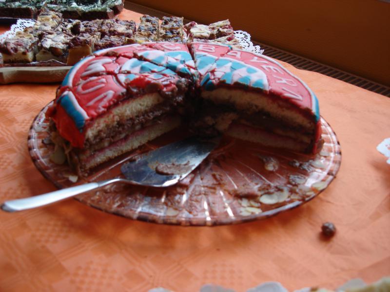 Bayern munchen kuchen rezept