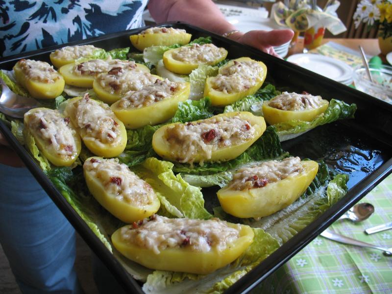 Italienisches buffet fotoalbum kochen rezepte bei chefkoch de for Italienisches kochbuch