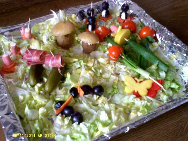 Tiere Obst Gemüse Kindergeburtstag 422690850