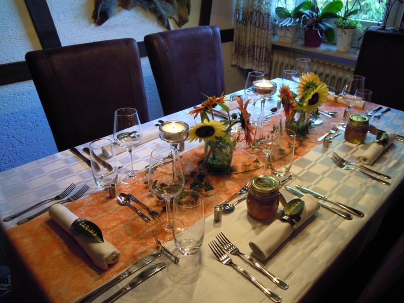 Tischdeko Fur Jager Home Ideen