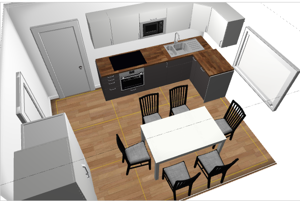 Küchenplanung Fotoalbum | Technik bei CHEFKOCH.DE
