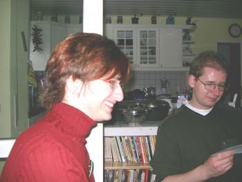 Meret und Ingo