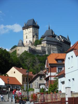 Burg Karlstejn