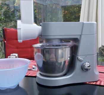 Quigg Küchenmaschine von Aldi | Küchenausstattung Forum | Chefkoch.de