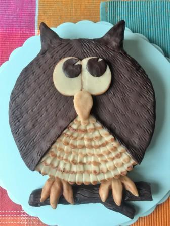 Eulen Torte Und Schildkroten Torte Mal Alles Ganz Ohne Fondant