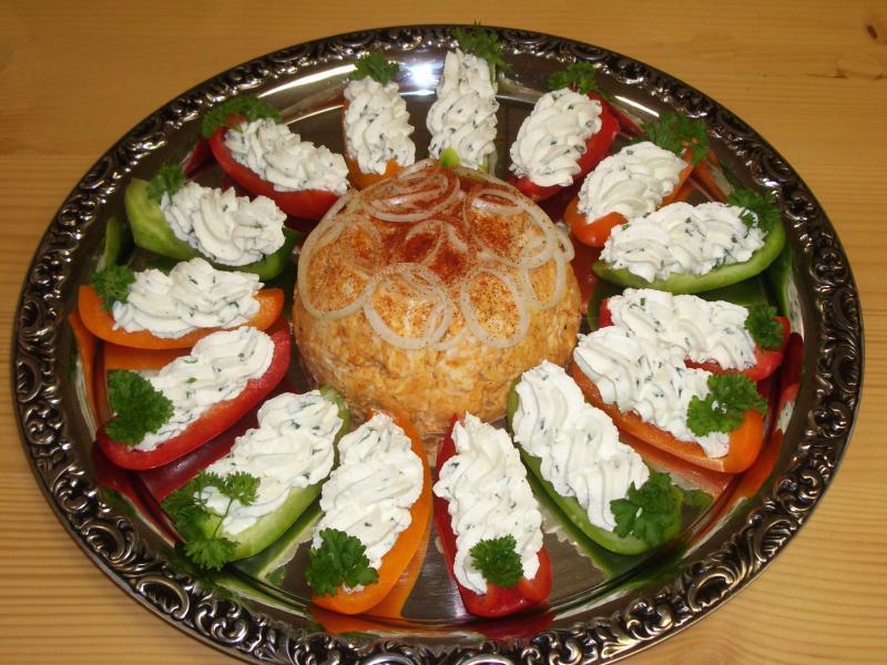 Kalte platten und fingefood fotoalbum kochen rezepte - Kalte platten ideen ...
