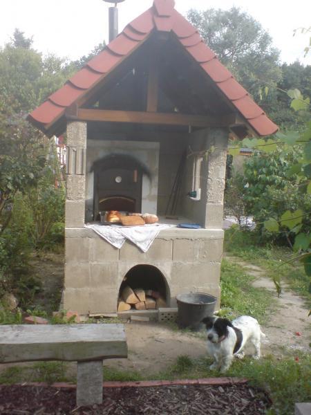 Brot max 80 Grad alter Holzofen 3276009736