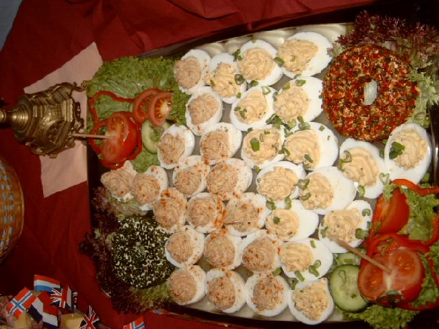 Silvesterb ffet 2005 2006 fotoalbum kochen rezepte bei chefkoch de - Fotoalbum dekorieren ...