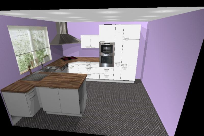 Kuchenplaner mobelideen for Küchenplaner alno