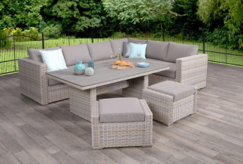 neue terrassenm bel loungem bel wie handhabt ihr das mit den kissen haus garten. Black Bedroom Furniture Sets. Home Design Ideas