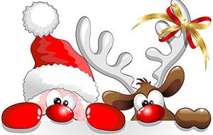 Weihnachtsbilder Elch.Welche Vorsuppe Und Dessert Für Das Weihnachtsmenü Feiertage Und