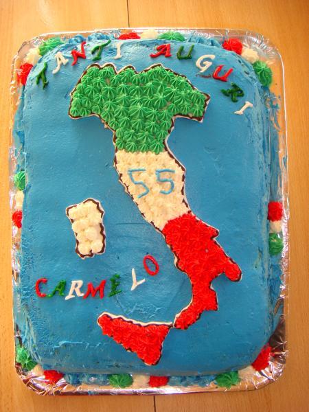 Kuchen in italien