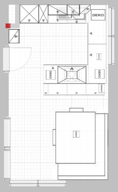 Kücheninsel Wieviel Abstand ~ offene küche esszimmer 3,2m 5,5m fotoalbum sonstiges bei chefkoch de