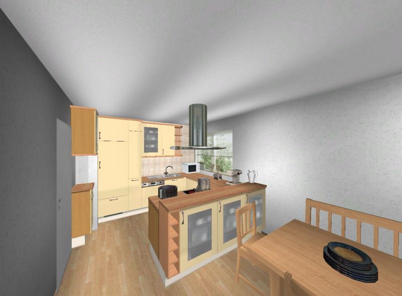 offene k che esszimmer 3 2m 5 5m fotoalbum sonstiges bei chefkoch de. Black Bedroom Furniture Sets. Home Design Ideas