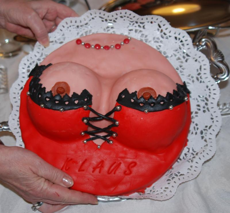 Breast Birthday Cake Pictures