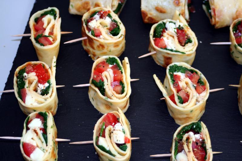 Buffet Erprobte aufgepasst schmeckt italienisches Antipasti Buffet 1480115170
