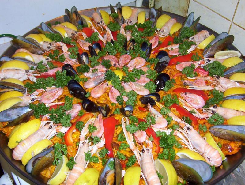 Spanische Gerichte Paella Tapas And Moore Fotoalbum | Kochen