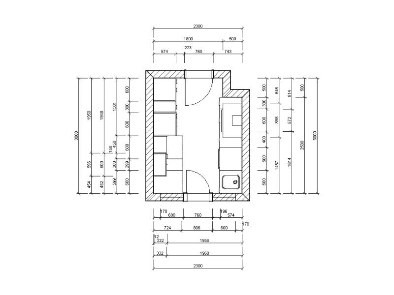 Küchenplanung Ikea Fotoalbum | Sonstiges bei CHEFKOCH.DE | {Küchenplanung maße 13}