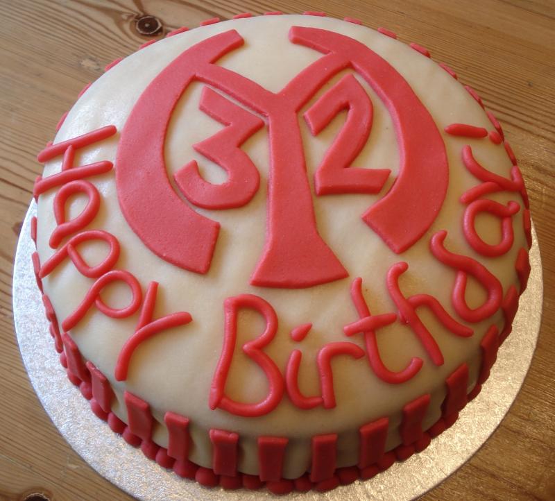 Geburtstag torte mainz
