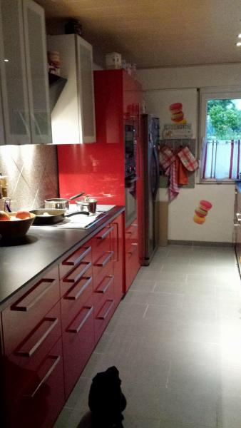 Neue Wandfarbe in Küche | Haus & Garten Forum | Chefkoch.de
