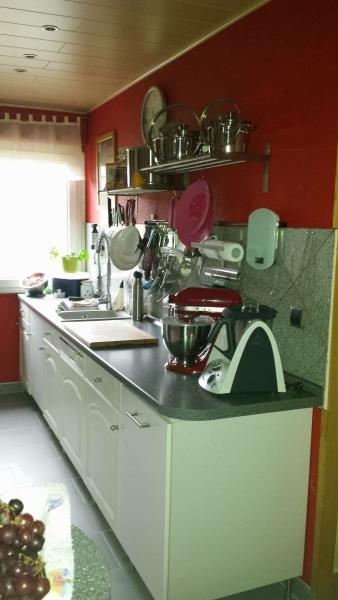 Neue Wandfarbe Küche 264406469