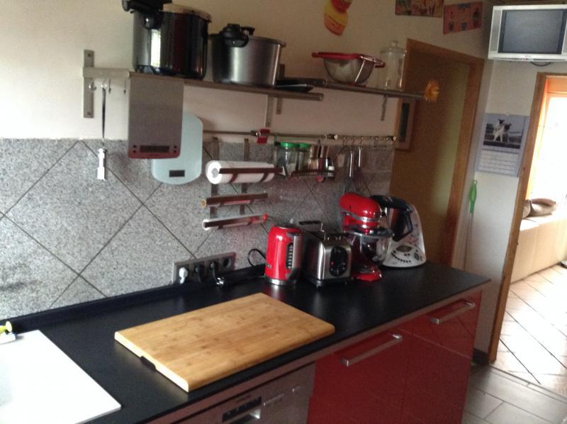 Neue Wandfarbe Küche 228580565