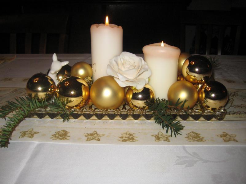 Tischdeko weihnachten 2012  Geldgeschenke, Tisch-Deko, Torten Fotoalbum | Sonstiges bei ...