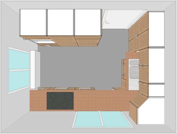 Küchenplanung ansicht  Küchenplanung Fotoalbum | Technik bei CHEFKOCH.DE