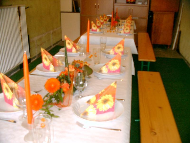 Tischdekoration 60 Geburtstag Blog 1 Tischdekoration 60 Geburtstag