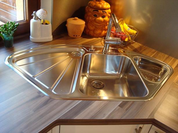 die alte küche + entwurf küchenplanung + neue küche fotoalbum ... - Eckwaschbecken Küche