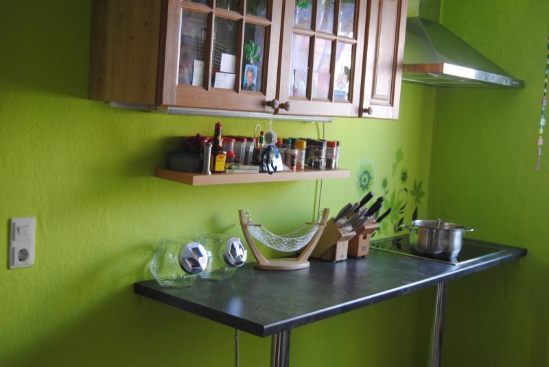 Küche renoviert und Neugebaute Arbeitsplatte mit Herd! Fotoalbum ...