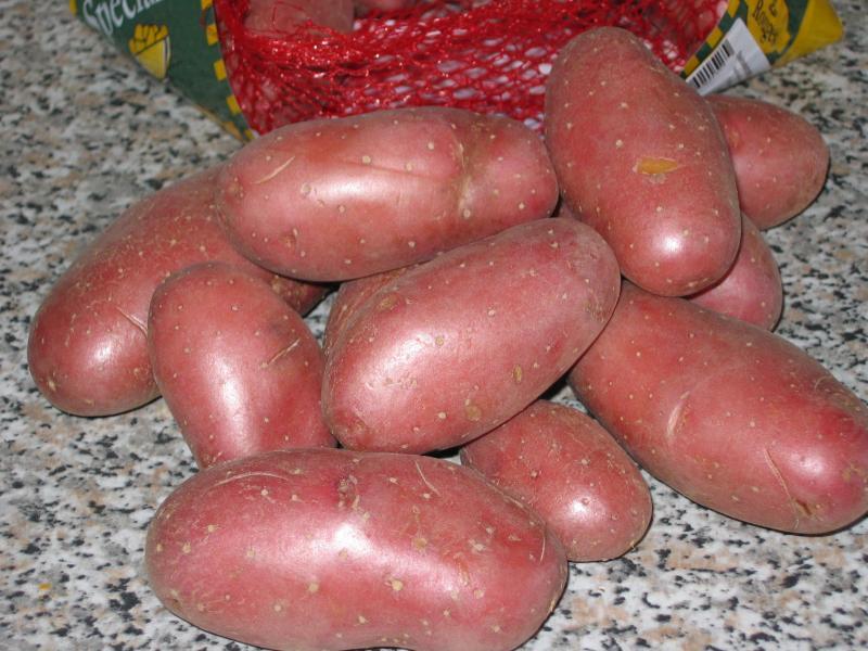 Rote Kartoffeln Schale Mitessen Hylenmaddawardscom