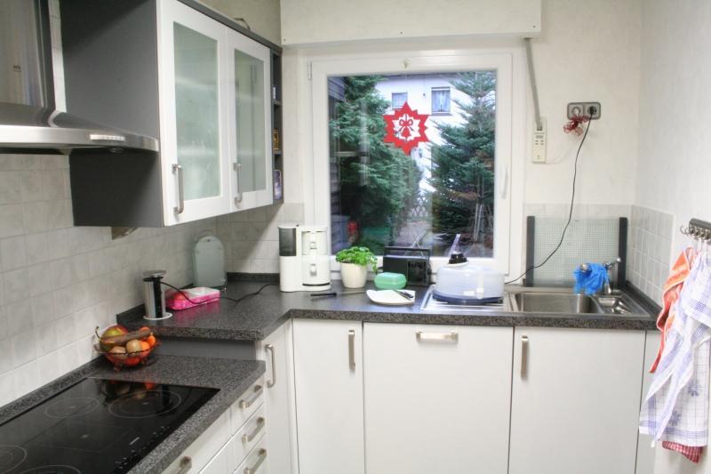 Die Neue Küche: Schüller Next125 Hochglanz Metagrau (Leider Trotzdem Sehr  Eng, Daher Ist