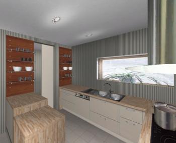 magnolia 7m x 4m k che mit e zimmer fotoalbum sonstiges bei chefkoch de. Black Bedroom Furniture Sets. Home Design Ideas